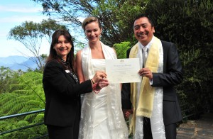 Parker Wedding - Certificate shot by Blue Mountains Photography_2